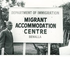 Benalla Migrant Camp Exhibition - Accommodation Sunshine Coast