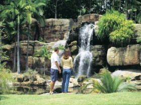 Kershaw Gardens - Accommodation Sunshine Coast