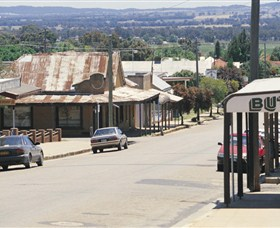 Gulgong Symbol Trail - Accommodation Sunshine Coast
