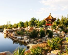 Lambing Flat Chinese Tribute Garden - Accommodation Sunshine Coast