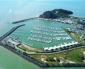 Keppel Bay Marina - Accommodation Sunshine Coast