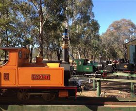 Mudgee Miniature Railway - Accommodation Sunshine Coast