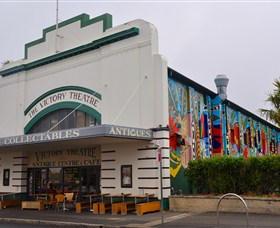 The Victory Theatre Antique Centre - Accommodation Sunshine Coast