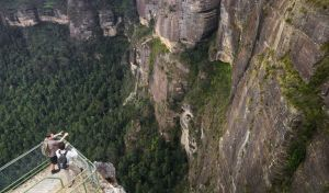 Pulpit Rock lookout - Accommodation Sunshine Coast