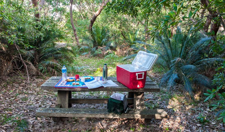 Little Llangothlin picnic area - Accommodation Sunshine Coast