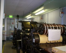 Queanbeyan Printing Museum - Accommodation Sunshine Coast