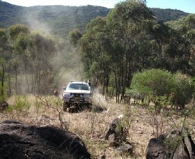 Geraldine 4WD Recreation Park - Accommodation Sunshine Coast