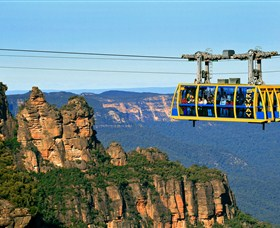 Greater Blue Mountains Drive - Blue Mountains Discovery Trail - Accommodation Sunshine Coast