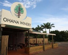 Ohana Winery and Exotic Fruits - Accommodation Sunshine Coast