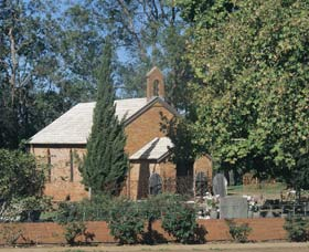 All Saints Church - Henley Brook - Accommodation Sunshine Coast