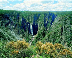 Wollomombi Falls - Accommodation Sunshine Coast
