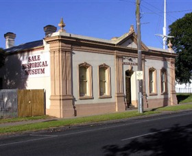 Sale Historical Museum - Accommodation Sunshine Coast