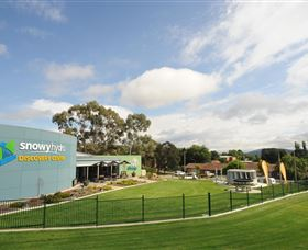 Snowy Mountains Hydro Discovery Centre - Accommodation Sunshine Coast