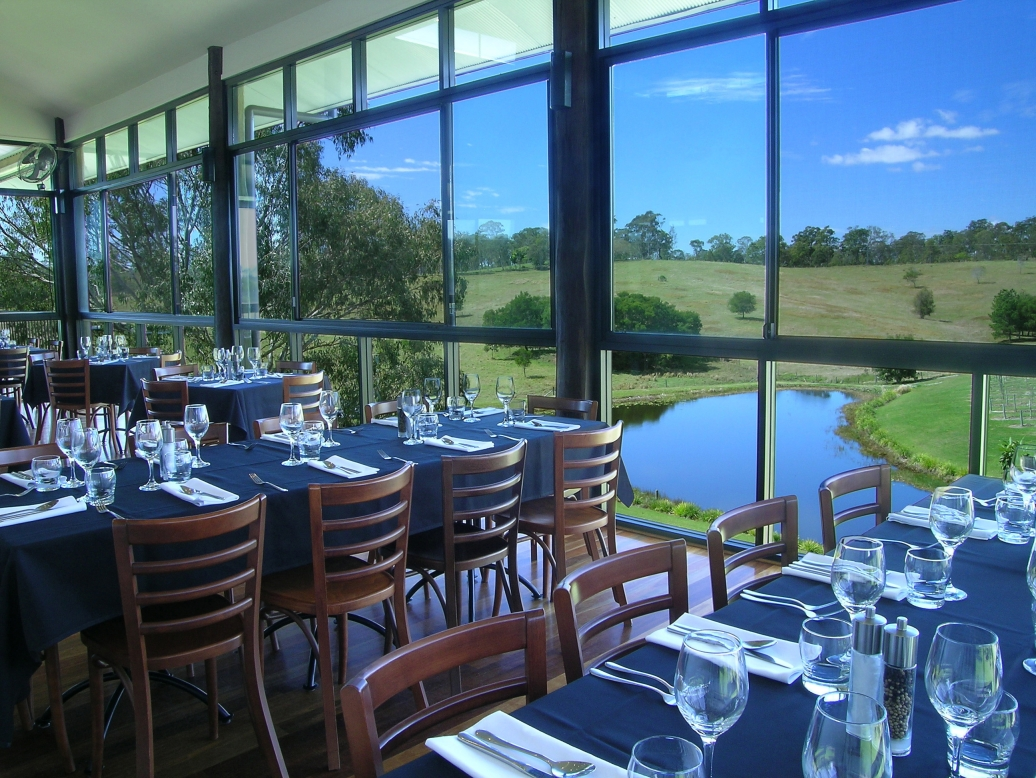 Ocean View Estates Winery and Restaurant - Accommodation Sunshine Coast