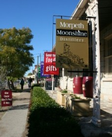 Morpeth Wine Cellars and Moonshine Distillery - Accommodation Sunshine Coast