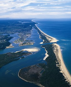 Ninety Mile Beach Marine National Park - Accommodation Sunshine Coast