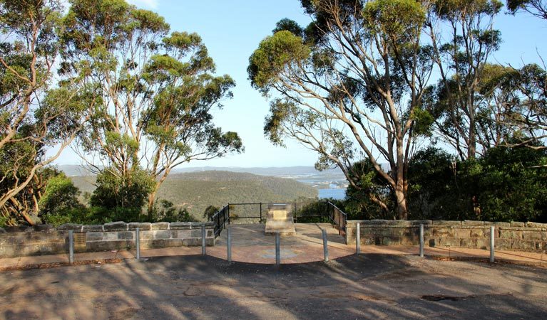 Staples lookout - Accommodation Sunshine Coast
