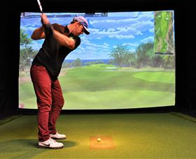 Par-Tee Virtual Golf - Accommodation Sunshine Coast