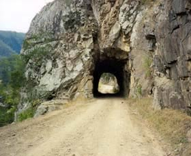 Old Glen Innes Road and the Historic Tunnel Grafton - Accommodation Sunshine Coast