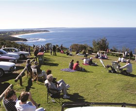 Crackneck Point Lookout - Accommodation Sunshine Coast