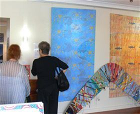 Jambama Art Gallery - Accommodation Sunshine Coast