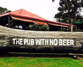The Pub With No Beer - Accommodation Sunshine Coast
