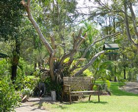 Mondrook Garden Cafe Gallery and Function Centre - Accommodation Sunshine Coast