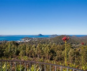 Gan Gan Hill Lookout - Accommodation Sunshine Coast