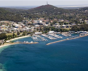 dAlbora Marinas Nelson Bay - Accommodation Sunshine Coast