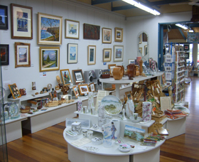Ferry Park Gallery - Accommodation Sunshine Coast