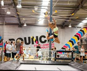 Bounce Inc Trampoline Park - Accommodation Sunshine Coast