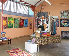 Dunghutti Ngaku Aboriginal Art Gallery - Accommodation Sunshine Coast