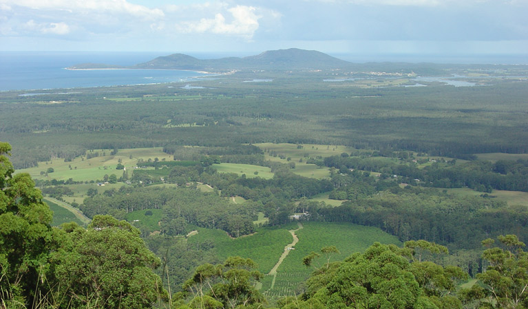 Yarriabini lookout - Accommodation Sunshine Coast