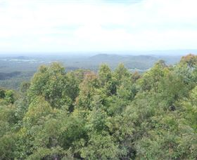 Collombatti Lookout - Accommodation Sunshine Coast