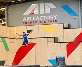 Air Factory Trampoline Park - Accommodation Sunshine Coast