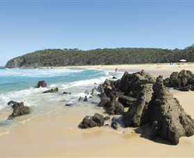 Armands Beach Bermagui - Accommodation Sunshine Coast