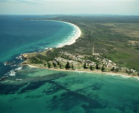 Brooms Head Main Beach - Accommodation Sunshine Coast