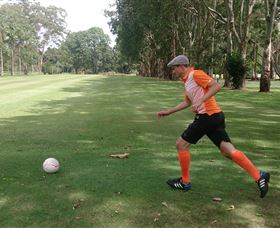 FootGolf at Teven Valley Golf Course - Accommodation Sunshine Coast