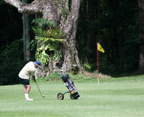 Teven Valley Golf Course - Accommodation Sunshine Coast