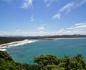 Perpendicular Point - Accommodation Sunshine Coast