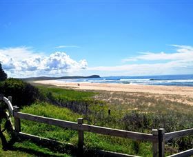Grants Beach Coastal Walk - Accommodation Sunshine Coast