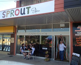 Sprout Eden - Accommodation Sunshine Coast