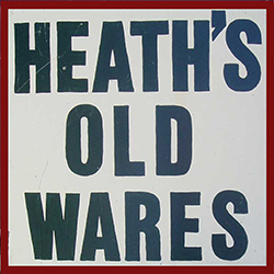 Heaths Old Wares Collectables  Industrial Antiques - Accommodation Sunshine Coast
