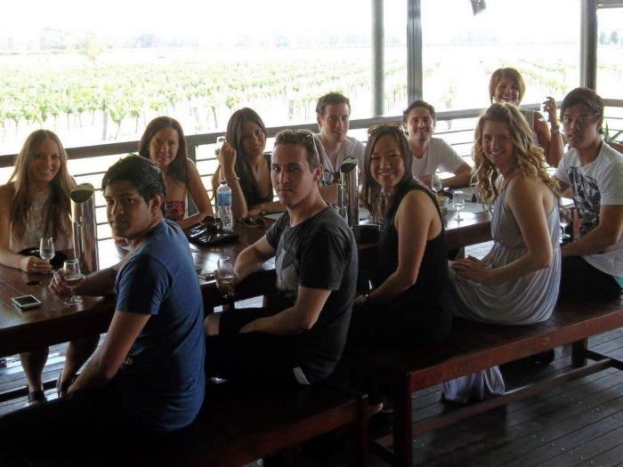 Hunter Valley Wine Tour  U
