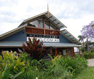 Witzig Gallery - Accommodation Sunshine Coast