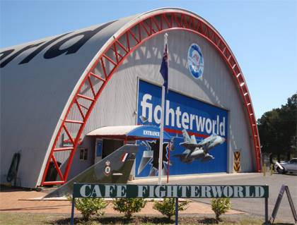 Fighter World Aviation Museum - Accommodation Sunshine Coast