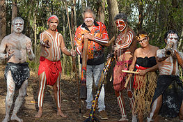 Didgeridoo Jam in the Park - Accommodation Sunshine Coast