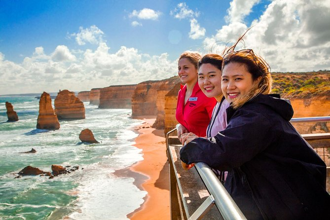 4-Day Melbourne Tour City Sightseeing Great Ocean Road and Phillip Island - Accommodation Sunshine Coast