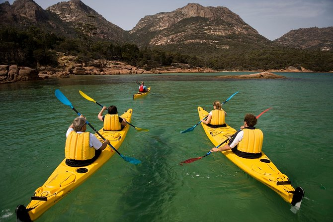 The Freycinet Paddle - Accommodation Sunshine Coast