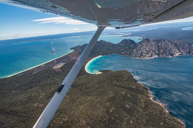 Freycinet Peninsula Or Wineglass Bay Scenic Flight - Accommodation Sunshine Coast